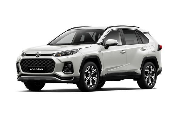 Across wordt Suzuki's eerste plug-in hybrid