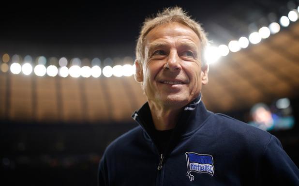 Jürgen Klinsmann quitte le Hertha Berlin après 10 semaines