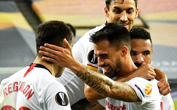 Europa League: Séville élimine Manchester United et attend l'Inter ou le Shakhtar en finale