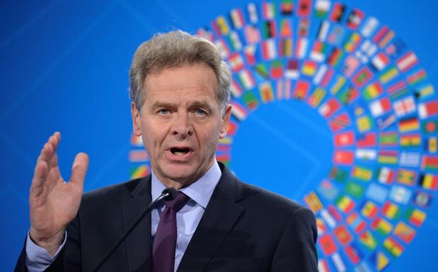 """Coronavirus: le FMI considère une """"profonde récession"""" en Europe comme """"un fait acquis"""""""