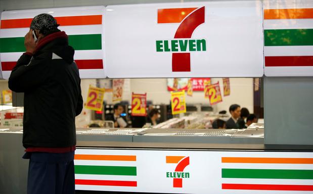 7-Eleven flatert met mobiele betaalapp