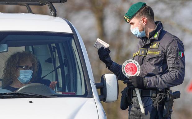 Coronavirus: le point sur les mesures de prévention et de confinement en Europe