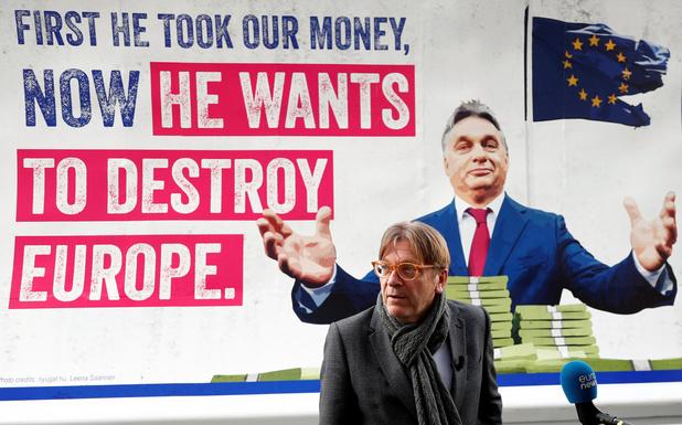 Als Europa niet oplet, zal het vernietigd worden door het autoritarisme van Orban