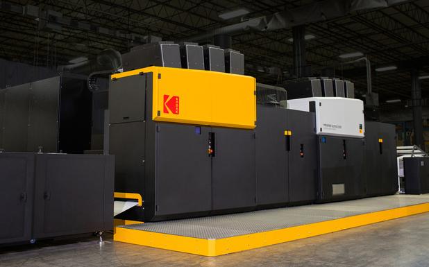 Eigen Prosper inkjetrotatiepers voor commercieel drukwerk