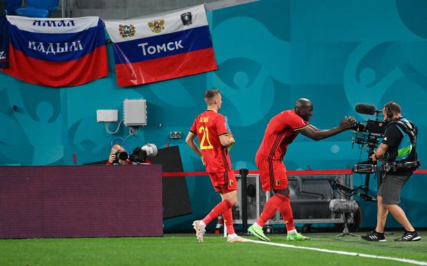 EURO 2021: Belgique-Russie, la cage et le rebond (analyse)