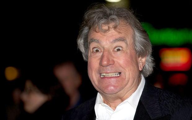 Le comédien britannique Terry Jones, des Monty Python, est décédé