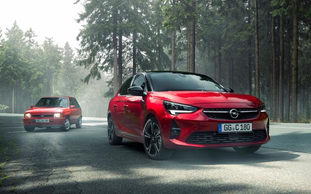 Opel lanceert sportieve Corsa GS Line