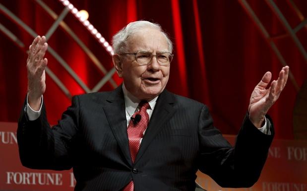 La fortune de Buffett franchit le cap des 100 milliards de dollars