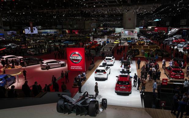 Genève relance prudemment son salon de l'auto en 2022