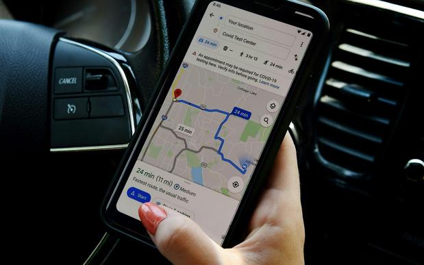 Google offre un service à la carte pour éviter les foules