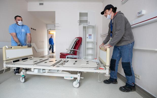 'Waarschijnlijke' tweede golf Covid-patiënten komt eraan