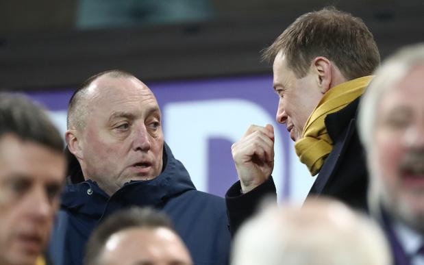 Le sujet des lecteurs: que fait vraiment Wouter Vandenhaute à Anderlecht?