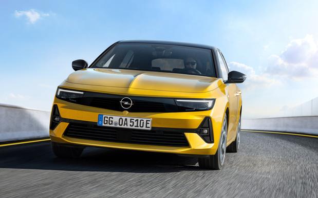 """La nouvelle Opel Astra : elle n'est pas seulement la """"308 allemande"""""""