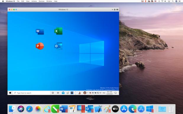 Nieuwe Parallels Desktop 16 is klaar voor macOS Big Sur