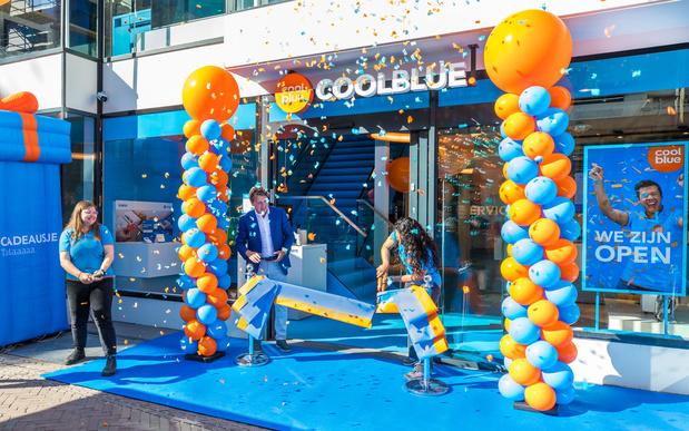 Coolblue wil dit jaar nog zes fysieke winkels openen