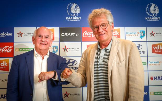 """Ivan De Witte explique l'arrivée de Bölöni: """"Pas une décision prise en une nuit"""""""