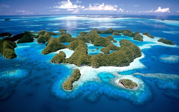 Verbod op zonnecrème die koraalriffen schaadt van kracht in Palau