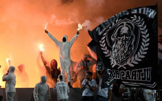 L'Eintracht Francfort sera sans supporters au Standard