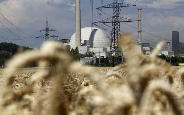 L'Allemagne dit adieu à la centrale nucléaire de Philippsburg