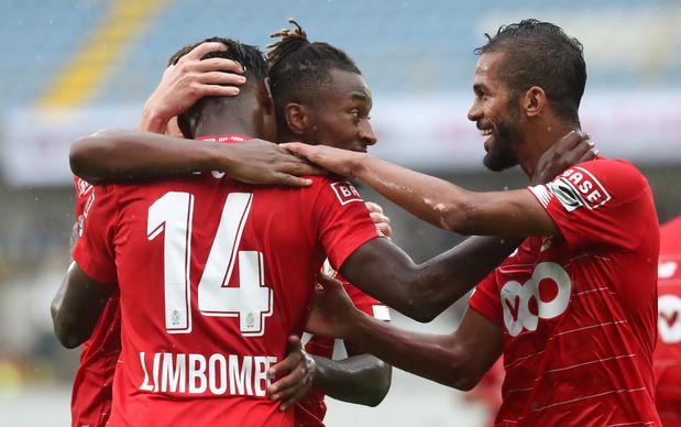 Club en Standard kennen goede seizoensstart, KV Mechelen wint bij terugkeer op hoogste niveau