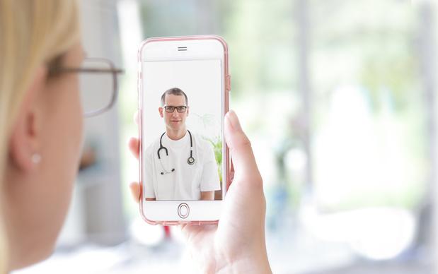 Une plateforme de téléconsultations gratuite pour les médecins