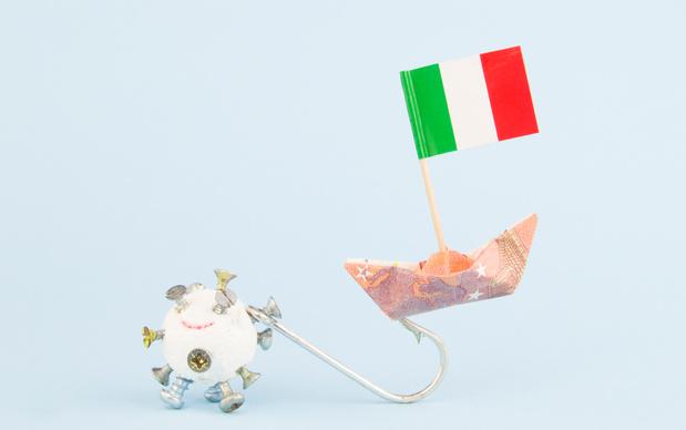 """Italie: tollé contre cinq députés bénéficiaires d'un """"Bonus Covid"""""""