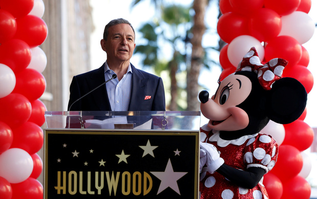 Het vertrek van Disney-CEO Bob Iger in drie vragen