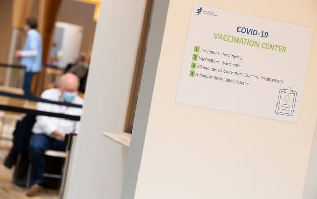 Quatre belges sur 10 se disent prêts à se faire vacciner immédiatement