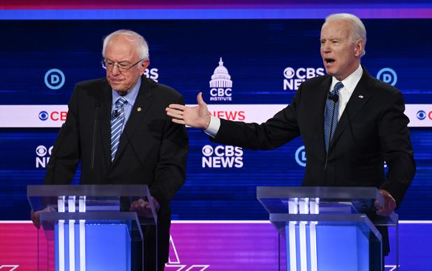 Joe Biden: l'heure du quitte ou double