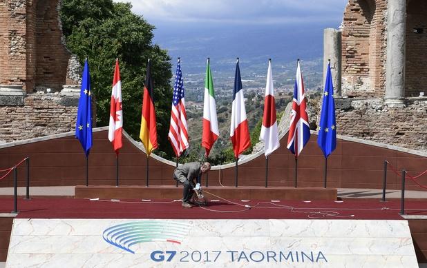 Le G7 va effectuer un exercice de cyber-attaque