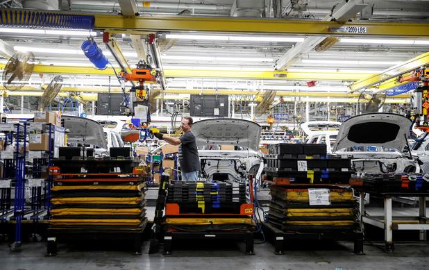 12.000 emplois supprimés chez Ford, le site de Lommel pas impacté
