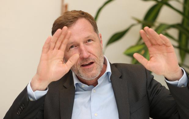"""Pour Paul Magnette, le gouvernement n'est pas """"en crise"""""""