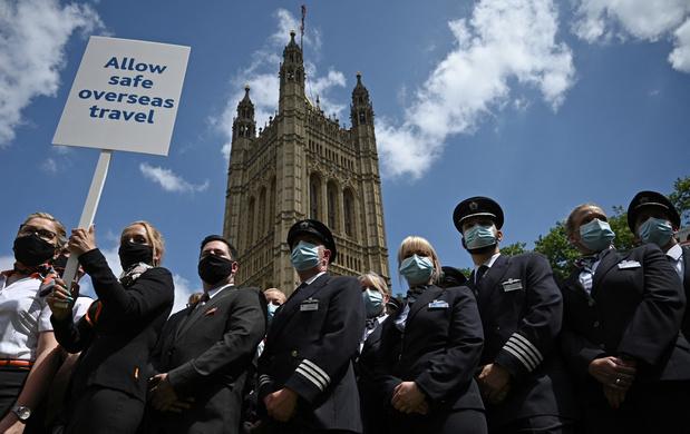 Royaume-Uni: la quarantaine imposée aux familles expatriées Belges vaccinées, contraire aux droits de l'homme (carte blanche)