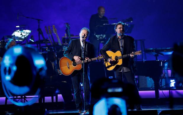 """Eagles en concert à Anvers, lors d'une """"éventuelle dernière tournée européenne"""""""