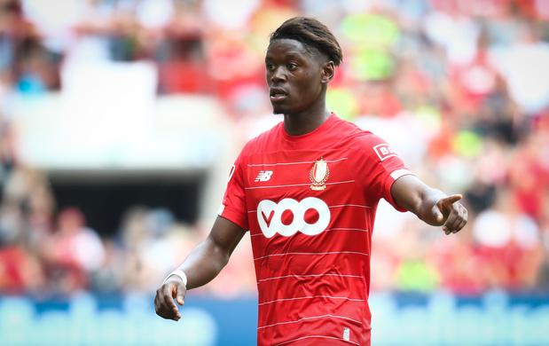 Officiel: Limbombe quitte le Standard et retourne à Nantes