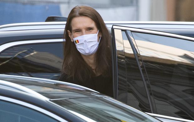 Sophie Wilmès en mission bilatérale à Madrid