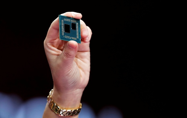 Windows 11 fonctionne plus lentement sur les puces AMD