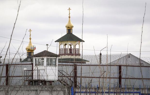 Aleksej Navalny zegt in 'concentratiekamp' te zijn opgesloten