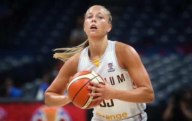La meneuse des Belgian Cats Julie Allemand rejoint la WNBA et signe à Indiana Fever