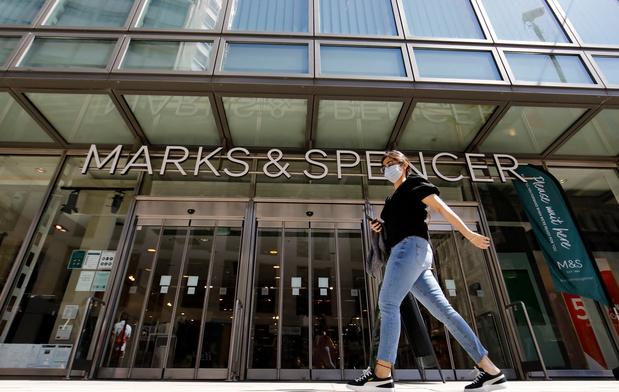 Victimes du coronavirus, les magasins Marks and Spencer suppriment 7.000 emplois
