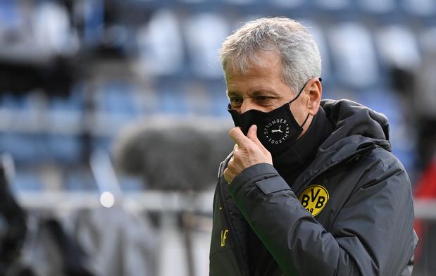 """Pour le coach de Dortmund, """"Bruges est un concurrent pour la première place"""""""