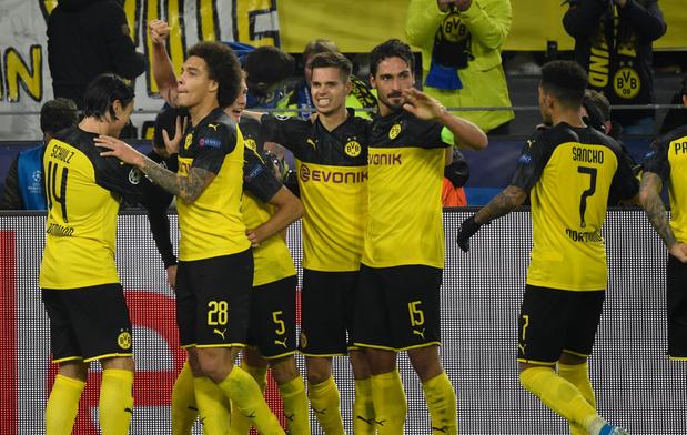 Dortmund renverse l'Inter