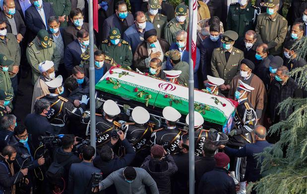Assassinat d'un scientifique nucléaire iranien: remous dans la région, tâche délicate pour Biden