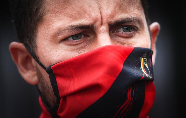 Eden Hazard à nouveau blessé