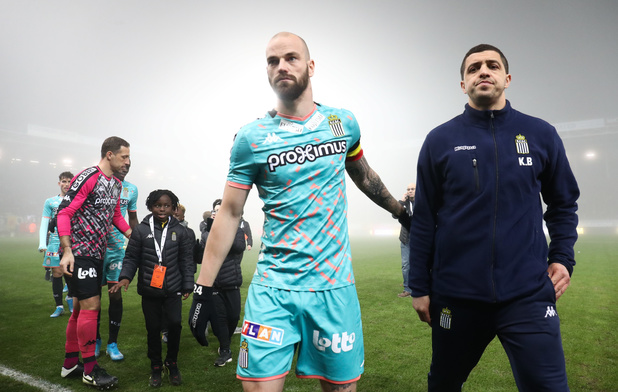 Charleroi face à l'ogre brugeois, premier des deux matchs d'alignement des Zèbres