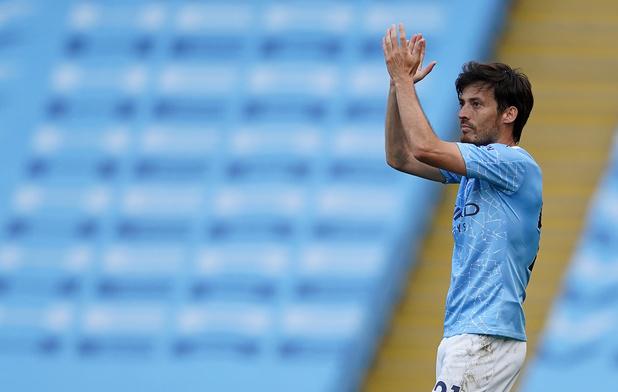 David Silva quitte Manchester City après 10 ans et signe à la Real Sociedad
