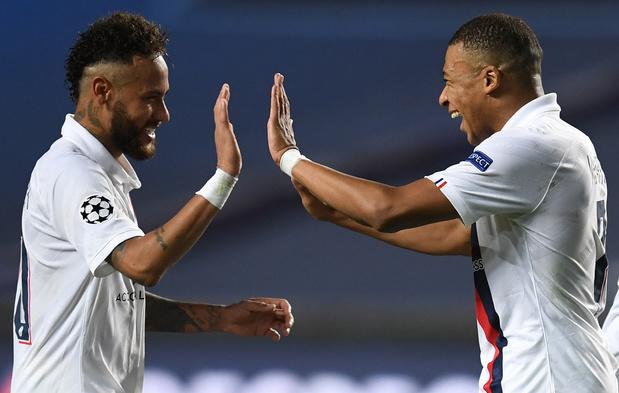 Comment le duo Neymar-Mbappé est devenu foudroyant