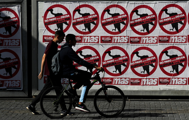 Argentinië klopt weer bij IMF aan voor financiële steun