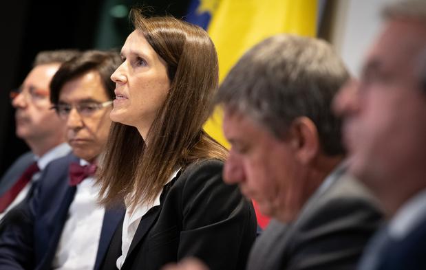 Le Conseil national de sécurité prolonge le confinement jusqu'au 3 mai, le déconfinement au menu la semaine prochaine