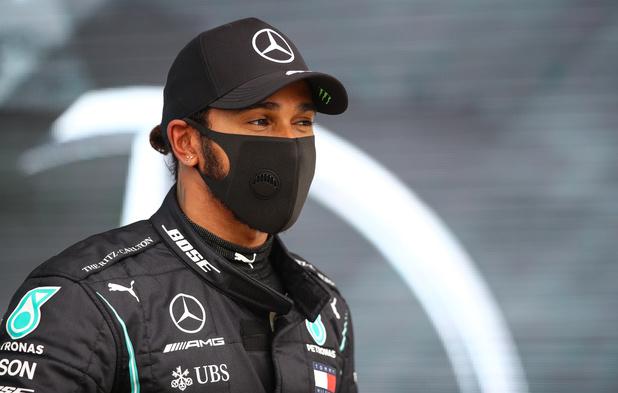 Hamilton en pole, Mercedes dans une autre galaxie